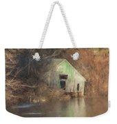 Boathouse On Solstice Weekender Tote Bag
