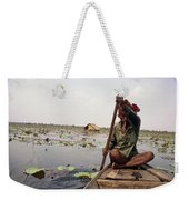 Boatman - Battambang Weekender Tote Bag