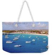 Boats  Grand Turk Weekender Tote Bag