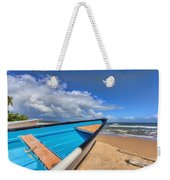 Boats In Mayaro Weekender Tote Bag