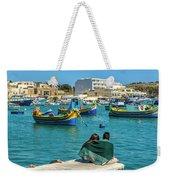 Boats Lovers Weekender Tote Bag