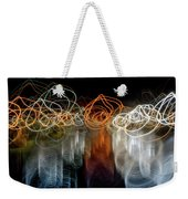 Boats Off The Tripod Weekender Tote Bag
