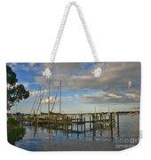 Boatworks 3 Weekender Tote Bag