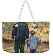 Bob And Alex Weekender Tote Bag