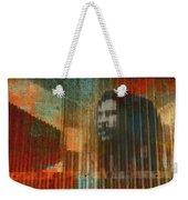 Bob Marley Abstract II Weekender Tote Bag
