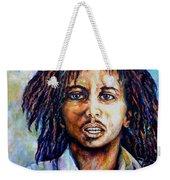 Bob Marley Weekender Tote Bag