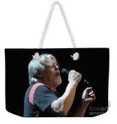 Bob Seger 3689 Weekender Tote Bag