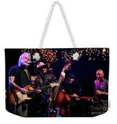 Bob Wier, Don Was, Branford Marsalis Weekender Tote Bag
