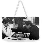Bobby Fischer (1943-2008) Weekender Tote Bag