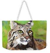 Bobcat Katta Weekender Tote Bag
