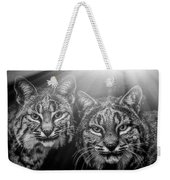 Bobcats Weekender Tote Bag
