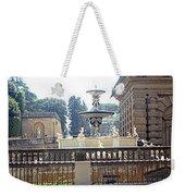 Boboli Gardens In Florence, Italy Weekender Tote Bag