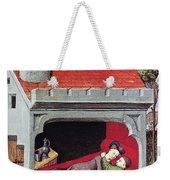 Boccaccio: Lovers, C1430 Weekender Tote Bag