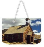 Bodie Church II Weekender Tote Bag