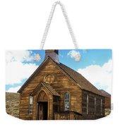 Bodie Church IIi Weekender Tote Bag