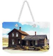 Bodie Houses Weekender Tote Bag