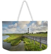Bodie Island Lighthouse North Carolina Weekender Tote Bag