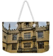 Bodleian Library Main Gate Weekender Tote Bag