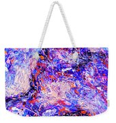 Body Electric Weekender Tote Bag