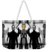 Body Language 64 Weekender Tote Bag