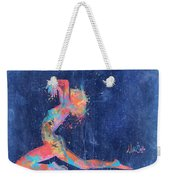 Bodyscape In D Minor - Music Of The Body Weekender Tote Bag