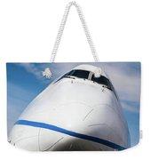 Boeing 747 Jumbo 1 Weekender Tote Bag