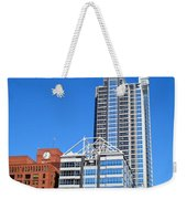 Boeing Chicago Weekender Tote Bag