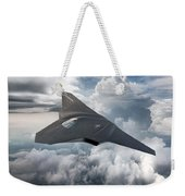 Boeing Next Gen Fighter Concept Weekender Tote Bag