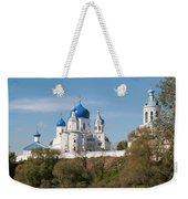 Bogolyubov Monastery Weekender Tote Bag
