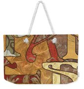 Bohemian Faith Weekender Tote Bag