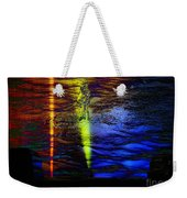 Boiling Colors Weekender Tote Bag