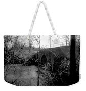Boiling Springs Bridge Weekender Tote Bag