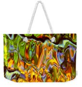 Boisterous Bellows Of Colors Weekender Tote Bag