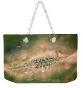 Bokeeh Of Pearls Weekender Tote Bag