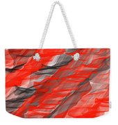 Bold And Dramatic Weekender Tote Bag