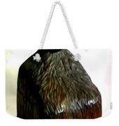 Bold Head Weekender Tote Bag