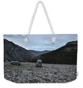 Boulder Canyon Weekender Tote Bag