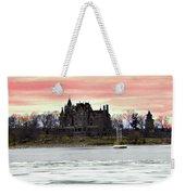 Boldt Castle 12  Weekender Tote Bag