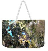 Bolivian Andes From Space Weekender Tote Bag