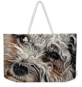 Bolognese Breed Weekender Tote Bag