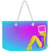 Bolts And Bathing Suits Weekender Tote Bag