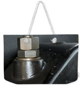 Bolts And Nuts In Industry Weekender Tote Bag