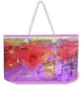 Bombing The Harbor Weekender Tote Bag