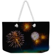 Bombs Bursting In The Air Weekender Tote Bag