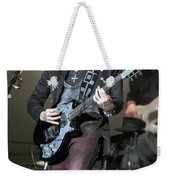 Bon Jovi Guitarist Richie Samboro Weekender Tote Bag