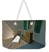 Bon Secour Lounge On The Porch Weekender Tote Bag