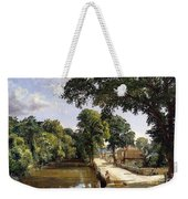 Bonchurch Isle Of Wight Weekender Tote Bag