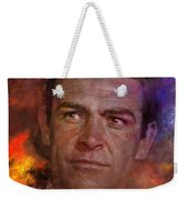 Bond - James Bond Weekender Tote Bag
