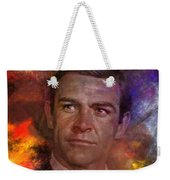 Bond - James Bond - Square Version Weekender Tote Bag