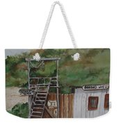 Bondad Colorado Jail Weekender Tote Bag